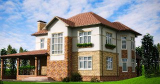 Фасадные работы Пенза цена от 265 руб. м2