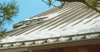 Монтаж снегозадержателей Пенза цена от 847 руб.